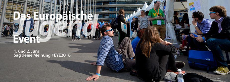 Die Teilnehmer an der Eröffnungsfeier in Straßburg