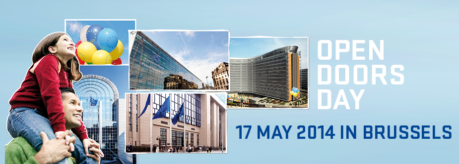 Open Doors Day in the EU institutions
