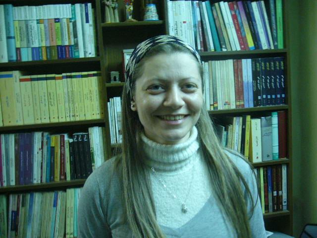 Razan Zaitouneh portrait
