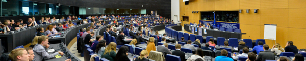 Europäisches Jugend-Event (EYE) 2016: Programmbeiträge