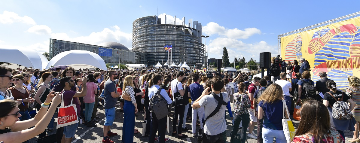 #EYE2020 - SAVE THE DATE!