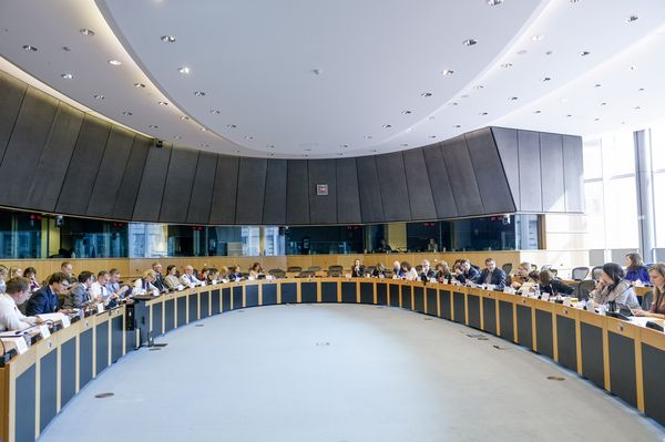 Trilogue meeting - European Parliament