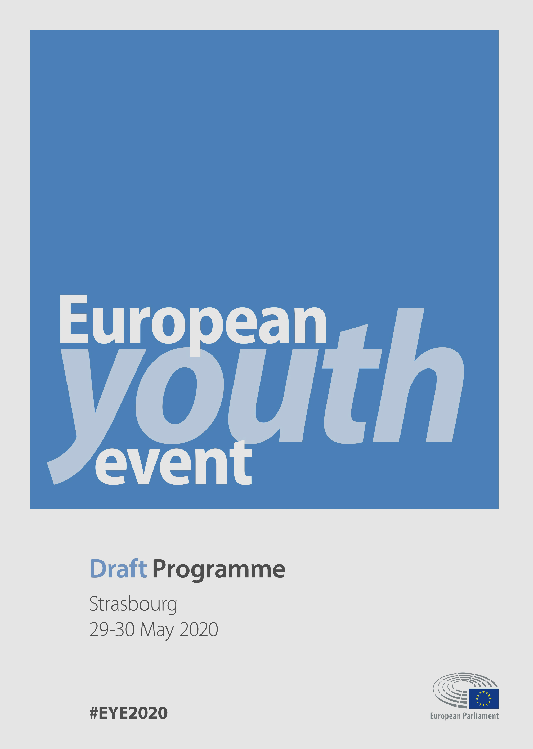 EYE2020 draft programme