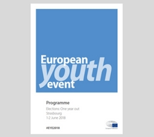 programme format for an event