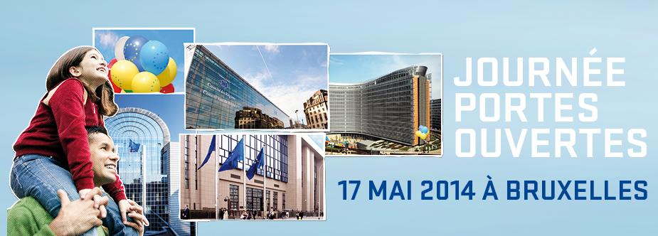Journée portes ouvertes 2014 Bruxelles