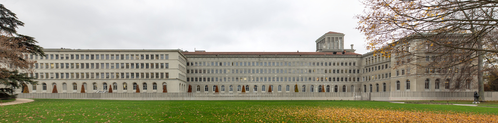 WTO building