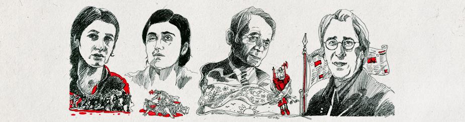 Sakharov Prize finalists 2016