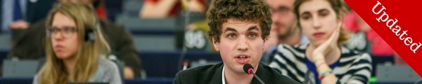 Young participants at the #EYE2016 speaking